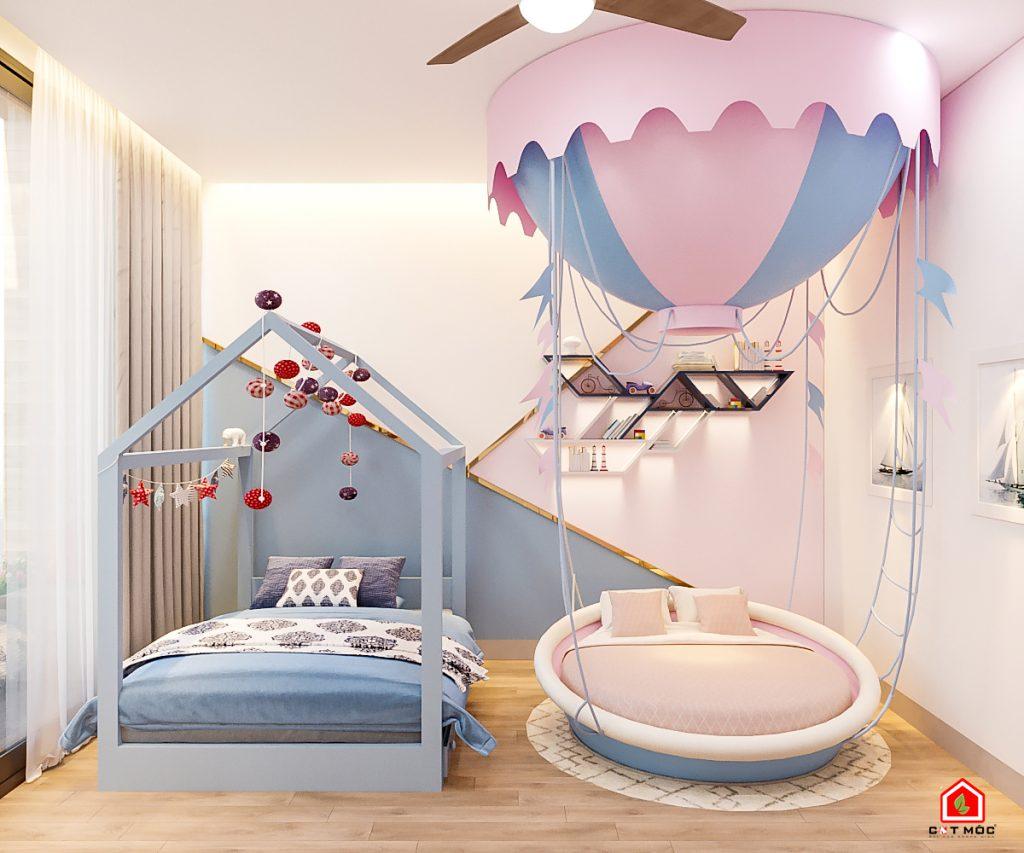 Phòng ngủ cho bé